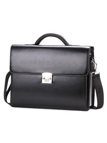 c18be210630c VICUNAPOLO Men s Business Styling Bag Password Lock Briefcase Shoulder