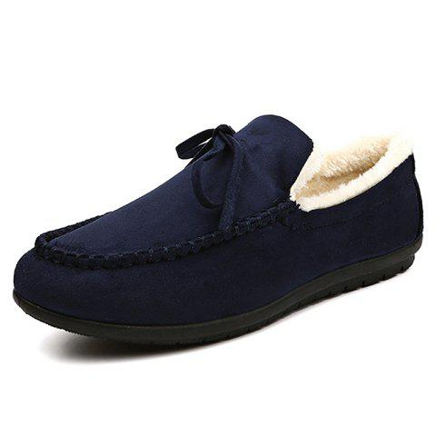 DC - 907 Women's Peas Shoe Plus Cotton - MIDNIGHT BLUE EU 39