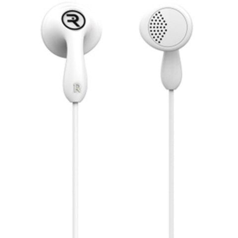 REMAX In-Ear Earphones Headphones for Apple Android - WHITE