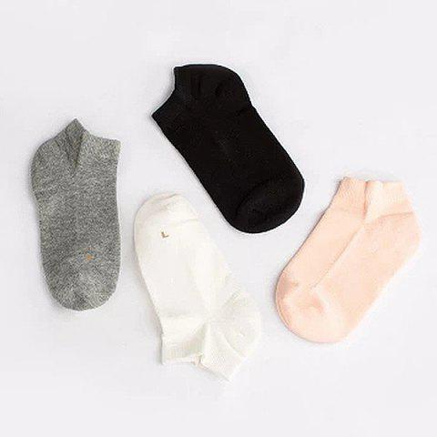 Xiaomi youpin Sports Socks for Four Seasons 7 Pairs - multicolor A FOR MAN