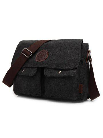 abaca4a8d703 2019 Men Messenger Bag Online Store. Best Men Messenger Bag For Sale ...