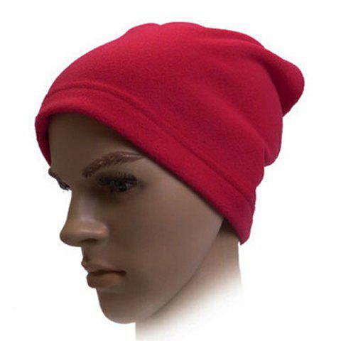 Multifunctional Windbreak and Thickening Scarf - CHERRY RED