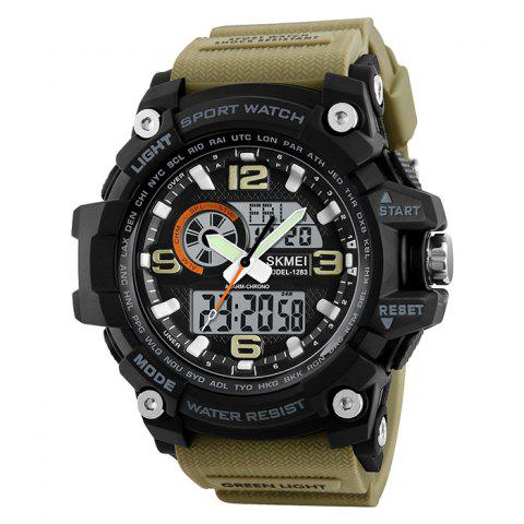 Men's Multifunction Sports Watch - KHAKI