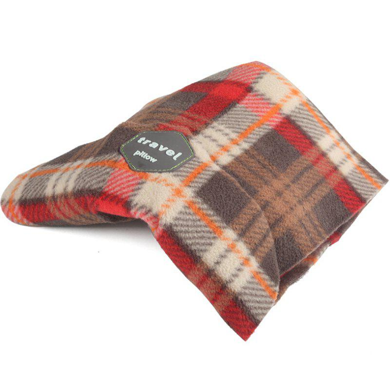 Convenient Portable Lazy Scarf, Red