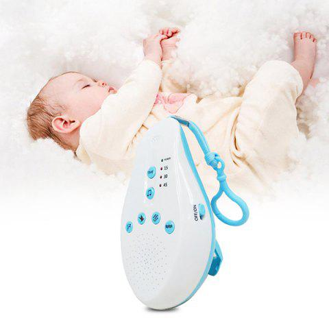 White Noise Baby Sleep Pacifier - DAY SKY BLUE