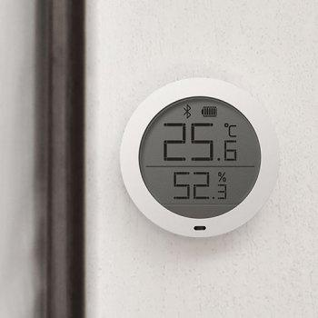 Xiaomi Bluetooth LCD Screen Temperature Humidity Electricity Display Thermometer