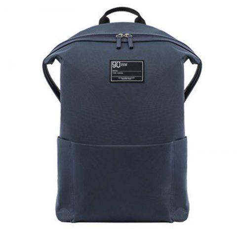 Xiaomi youpin 90FUN Lecturer Casual Backpack - MARBLE BLUE