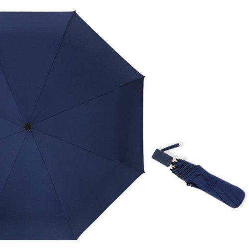 Manual Three-fold Wind-resistant Reinforcement Art Umbrella