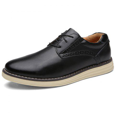 Men's Oxford Shoes Casual Wild - BLACK EU 43