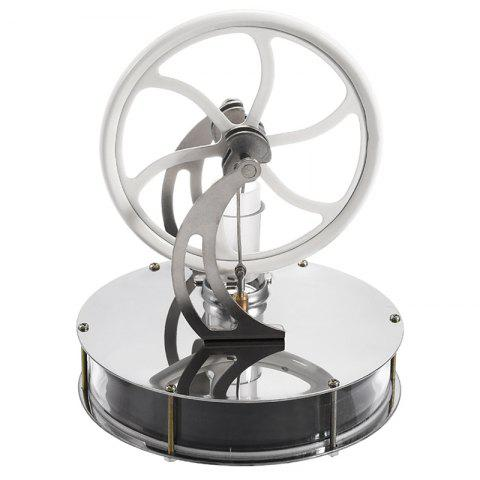 Maikou Low Temperature Engine Model DIY Educational Toy - WHITE