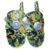 Military Walkie-talkie Childrens Toy 2pcs - ARMY GREEN