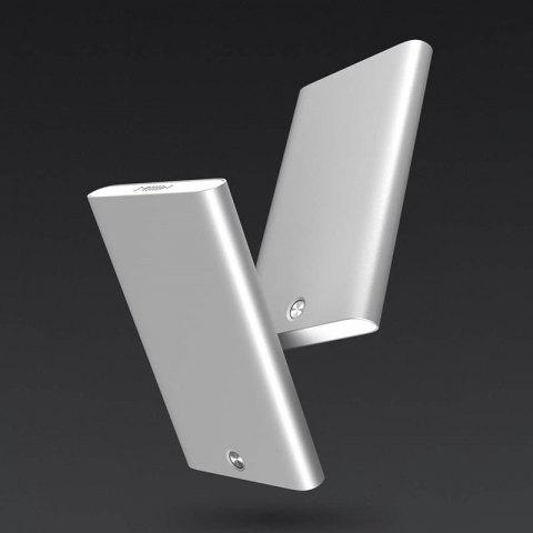 Xiaomi  Automatic Pop Up Business Card Holder - SILVER