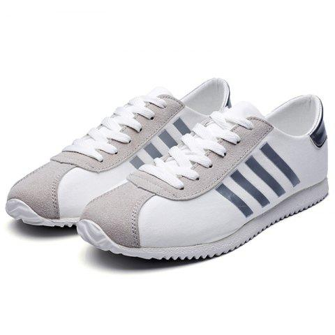 Fashion Casual Shoes for Man - GRAY EU 39