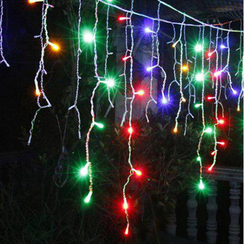 220V Christmas Wedding Window Indoor LED Decoration Light - multicolor A