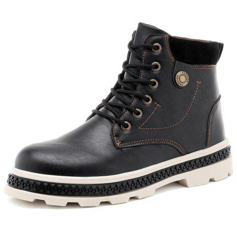 8222 Outdoor Plus Cotton Boots - BLACK EU 43