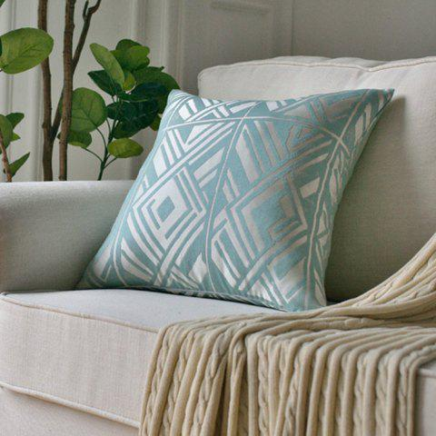 Stupendous Geometric Pillowcase Sofa Cushion Cover Without Pillow Gmtry Best Dining Table And Chair Ideas Images Gmtryco
