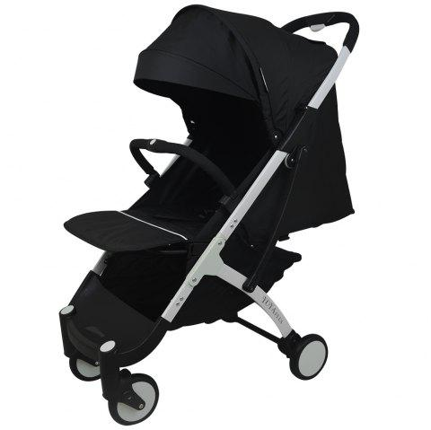YOYAplus A09 Foldable Baby Stroller for 0 - 36 Month Kid - BLACK