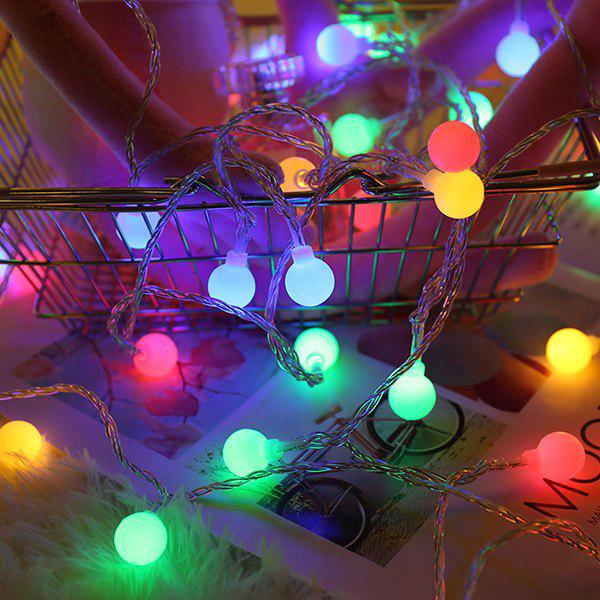 3m 20 Lights Wedding Party Christmas Home Decoration Outdoor Ball LED Light