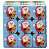 Embossed Third-order Christmas Magic Cube - multicolor A