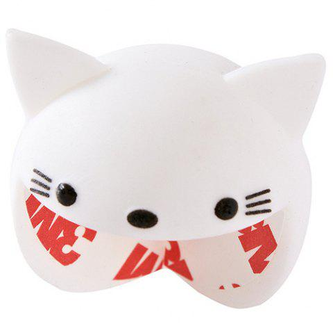 Angle Anti-Collision Enfant En Coin Animal En Silicone 2pcs - Blanc