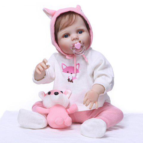 NPK Realistic All Silicone Doll - PINK