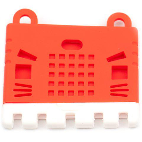 KittenBot Microbit Silicone Sleeve Pad Shell - RED