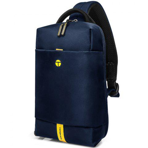 Tangcool 8011 - 1 Multi-function Casual Mini Chest Bag - DARK SLATE BLUE