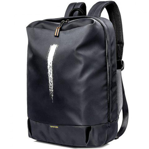 Tangcool 8009 Computer Men's Fashion Trend Backpack - BLACK