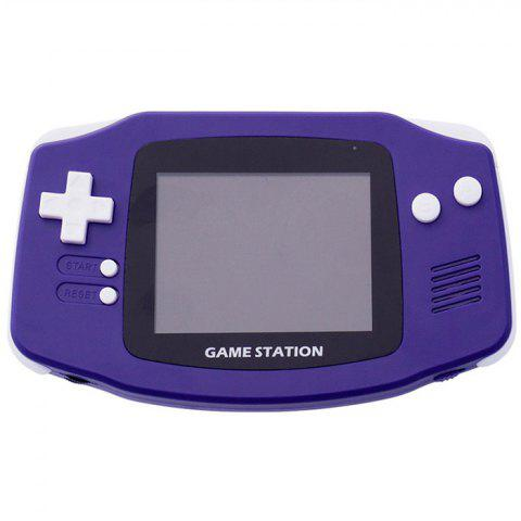 Mini Retro Handheld Game Console with 400 Games - BLUE