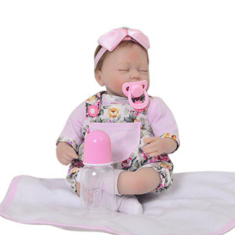 KEIUMI 16 Inch Baby Doll Children's Toy Birthday Christmas Gift - PINK