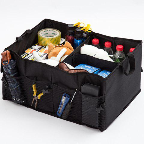 BY - 146 Multi-function Folding Storage Box - BLACK