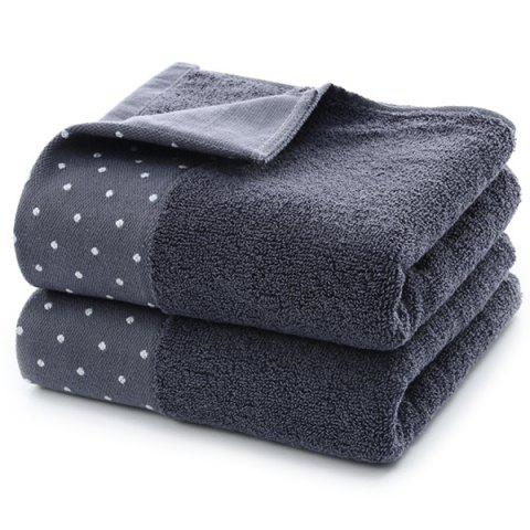 Cotton Couples Washing Thicken Comfortable Towels 1pcs - DARK SLATE BLUE