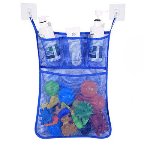 Children's Toy Storage Hanging Bag - BLUE