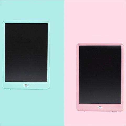 H1 10-inch Color LCD Writing Board No Radiation One Key Delete Toy Gift - PINK