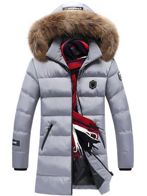 3d5fa5ce0 8866 - A419 - 420 Thicken Large Size Cotton-padded Coat for Men
