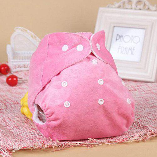 Baby Infant Reusable Toilet Training Pants Nappy Underwear Cloth Diaper - PINK