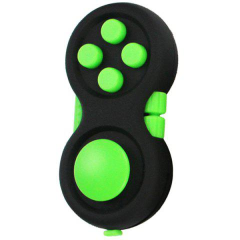 Decompression Cube Game Handle - GREEN