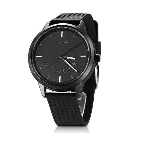 Lenovo Watch 9 Bluetooth Smartwatch Fitness Tracker Support iOS and Android - BLACK
