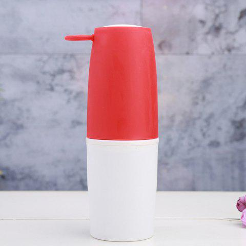 Smart Cooler Shake Cup - Rouge Lave
