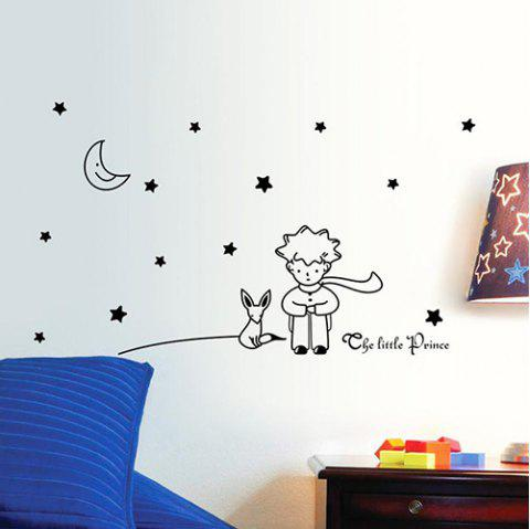 DX011 Living Room Children Bedroom Decorative Wall Stickers - CRYSTAL CREAM