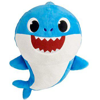 Cute Singing Shark Baby Plush Toy