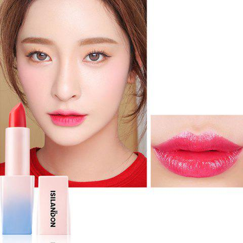 ISILANDON Fashionable Charming Lipstick - WATERMELON PINK 02#