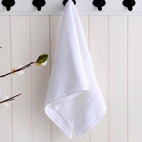Thick Sports Sweat-absorbent Adult Wash Towel - WHITE