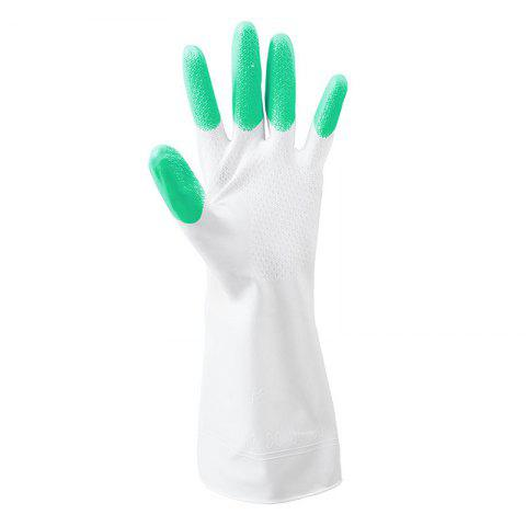 Practical Household Cleaning Gloves - MINT GREEN