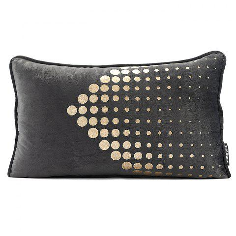 Home Soft Decoration Pillow - CLOUDY GRAY