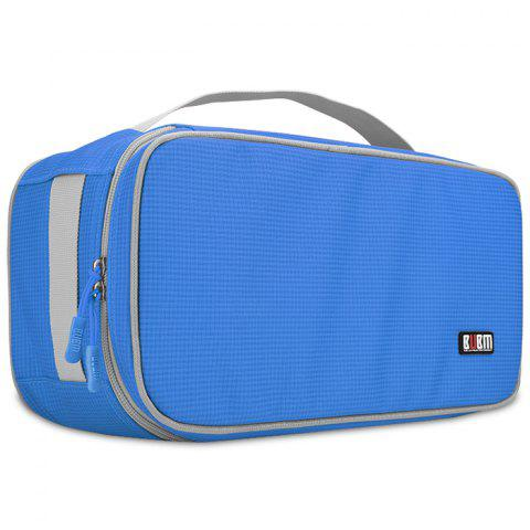 Portable Travel Close-fitting Clothing Storage Bag - SKY BLUE