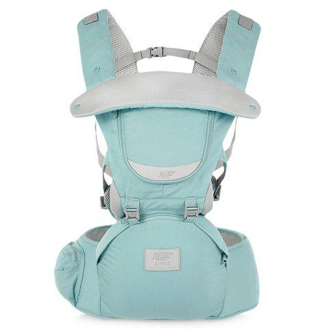 Bethbear 1815 Three-in-one Baby Carrier - MACAW BLUE GREEN