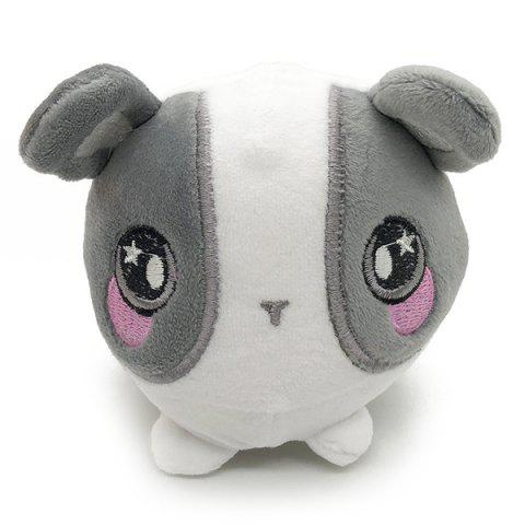 Poupée Venting Cute Girl Squeaking - Gris