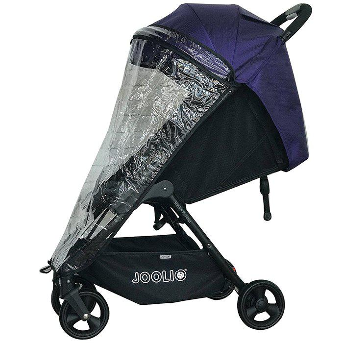 JOOLIO LX5012 Special Rain Cover for Baby Stroller - TRANSPARENT