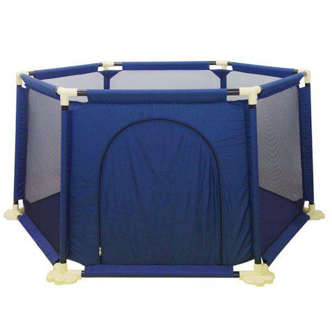 Mamakids H0812 Kids Games Safety Fence - LAPIS BLUE